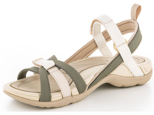 SOURCE Avenue Sandals Damen olive